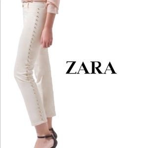 Zara Woman Premium Denim Wear Collection Size 2